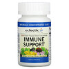 Eclectic Institute, Raw Fresh Freeze-Dried Concentrate, Immune Support, 410 mg, 45 Caps