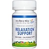 Eclectic Institute, Relaxation Support, Kava Kava - California Poppy, 350 mg, 45 Veggie Caps (Discontinued Item)