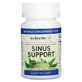 Eclectic Institute, دعم التجويف الأنفي، 310 ملغم، 45 كبسولة نباتية