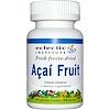 Eclectic Institute, Acai Fruit, 400 mg, 90 Veggie Caps (Discontinued Item)