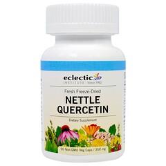 Eclectic Institute, Nessel-Quercetin, 350 mg, 90 vegetarische Kapseln