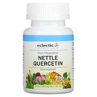 Eclectic Institute, Fresh Freeze-Dried, Nettle Quercetin, 350 mg, 90 Non-GMO Veg Caps