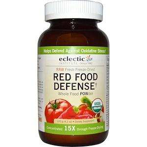 Эклектик Институт, Red Food Defense POWder, Raw, 4.2 oz (120 g) отзывы