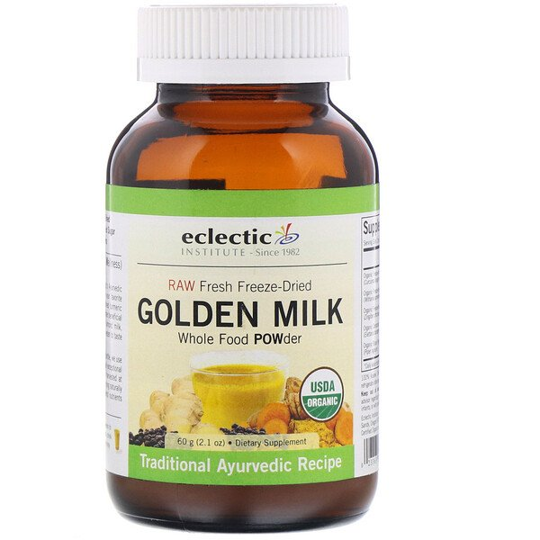 Golden Milk، 1.2 أوقية (60 جم)