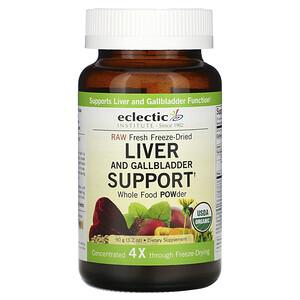 Эклектик Институт, Raw Fresh Freeze-Dried, Liver and Gallbladder Support, Whole Food POWder, 3.2 oz (90 g) отзывы покупателей
