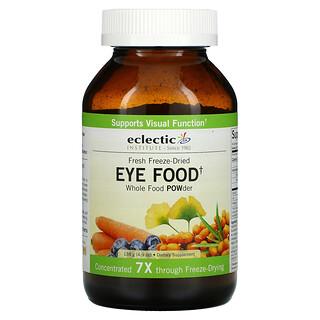 Eclectic Institute, Eye Food, Nährstoffe für Augen, vollwertiges Pulver, 4,9 oz (138 g)