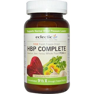 Eclectic Institute, HBP Complete, Whole Food POWder, 3.2 oz (90 g)