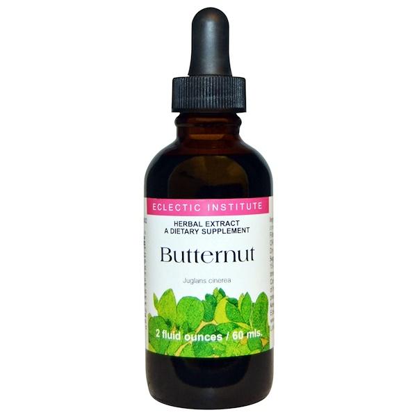 Eclectic Institute, Butternut, 2 fl oz (60 ml) (Discontinued Item)