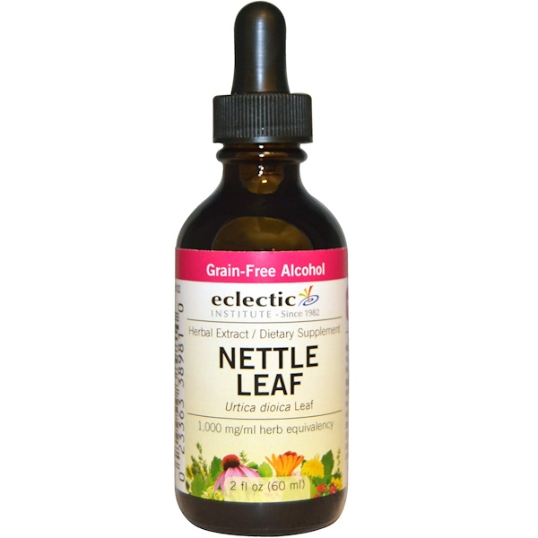 Eclectic Institute, Nettle Leaf, 2 fl oz (60 ml) (Discontinued Item)