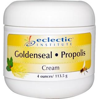 Eclectic Institute, Goldenseal-Propolis Cream, 4 oz (113.5 g)