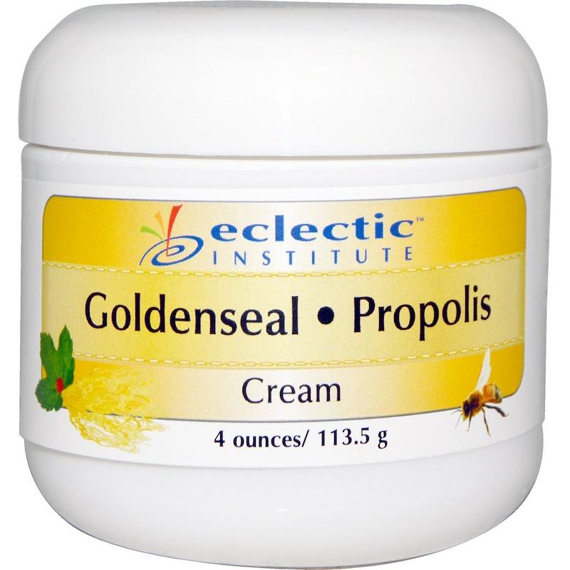 Goldenseal-Propolis Cream, 4 oz (113.5 g)