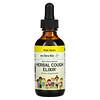 Eclectic Institute, Kids Herbs, Herbal Cough Elixir, Black Cherry, 2 fl oz (60 ml)