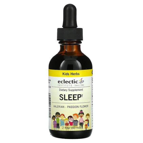 Kids Herbs, Sleep,  2 fl oz (60 ml)