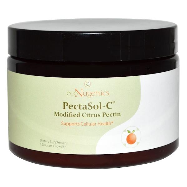Econugenics, PectaSol-C改良柑橘果膠,粉,150g