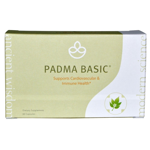 Econugenics, Padma Basic, 60 капсул (Discontinued Item)