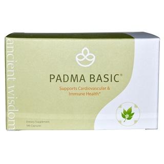 Econugenics, Padma Basic, 180 Capsules