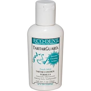 Eco-Dent, TartarGuard, Tartar Control Formula, Fresh Mint, 2 oz (56 g)
