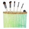EcoTools, Six Piece Essential Eye Set, 5 Brushes, 1 Travel Bag