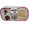 EcoTools, By Alicia Silverstone, Brush Set & Bag, 5-Piece Set (Discontinued Item)