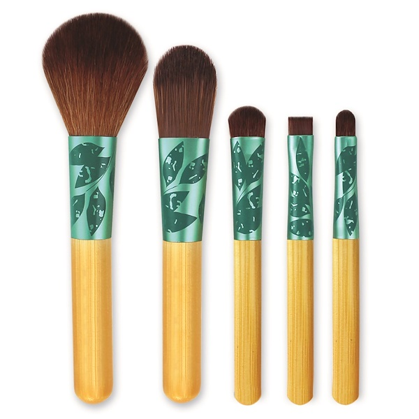 EcoTools, Lovely Looks Brush Set, 5 Piece Brush Set (Discontinued Item)