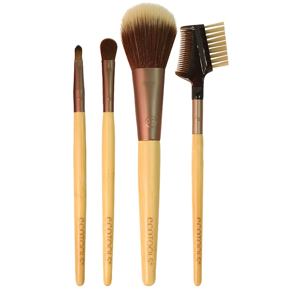 EcoTools, Touch-Up Set, 4 Piece Set (Discontinued Item)