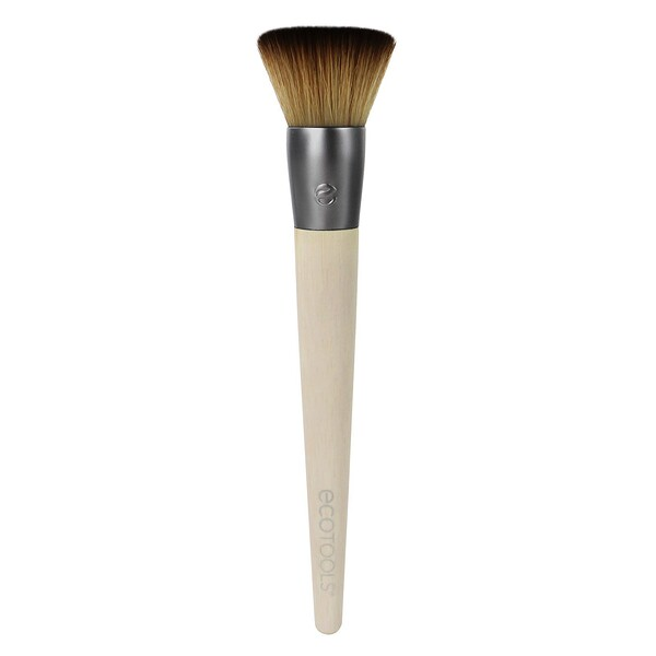 EcoTools, Custom Coverage Buffing Brush, 1 Brush