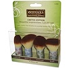 EcoTools, Beautiful Expressions Kabuki Set, Limited Edition, 4 Piece Set (Discontinued Item)