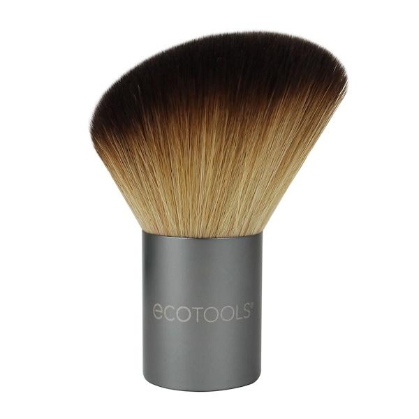 EcoTools, Angled Kabuki Brush, 1 Brush (Discontinued Item)