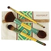 EcoTools, BoHo Luxe Duo Brush Set, Limited Edition, 4 Piece Set (Discontinued Item)