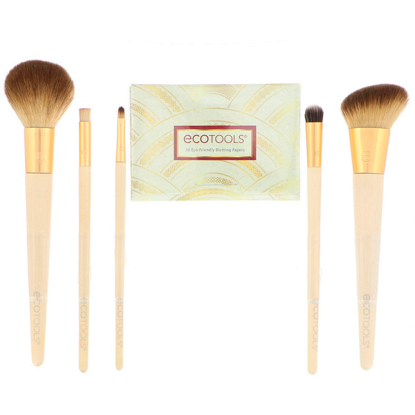 EcoTools, Make A Bold Statement, Beauty Kit, 6 Piece Kit (Discontinued Item)