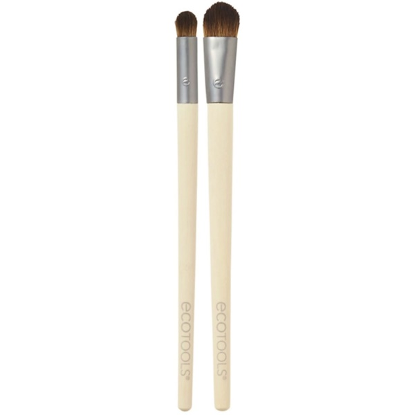 EcoTools, Ultimate Shade Duo, 2 Brushes