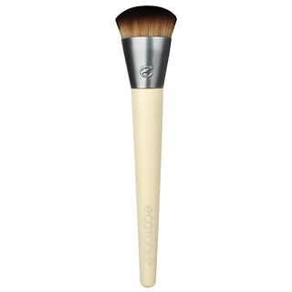 EcoTools, Wonder Color Finish Blush & Contour Brush, 1 Brush