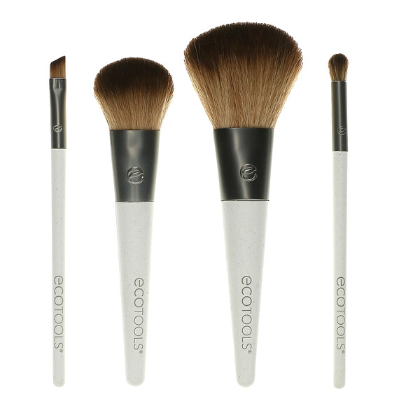 EcoTools, On The Go Style Kit, 4 Piece Set