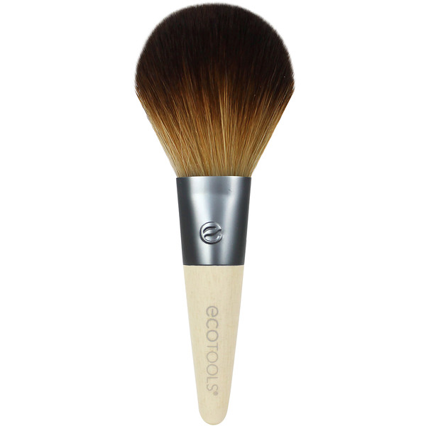 EcoTools, Mini Sheer Powder Brush, 1 Brush (Discontinued Item)