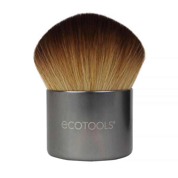 EcoTools, グロウバキ、パウダーブラシ、1本 (Discontinued Item)