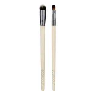 EcoTools, Ultimate Concealer Duo, 2 Brushes