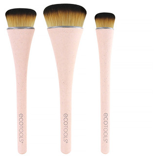 EcoTools, 360 Ultimate Blend Kit, 3 Brushes