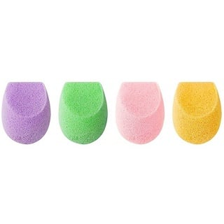 EcoTools, Color Perfecting Minis, 4 Sponges