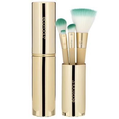 Купить EcoTools Vibrant Vibes Beauty Kit, набор из 5компонентов