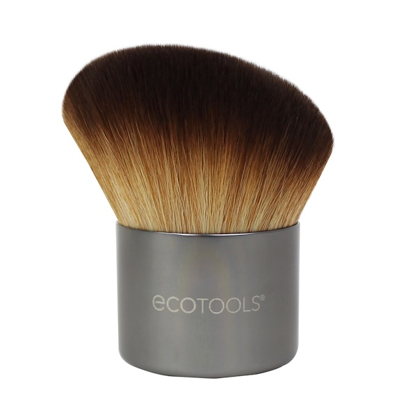 EcoTools, Bronze Buki, Powder Bronzer Brush, 1 Brush (Discontinued Item)