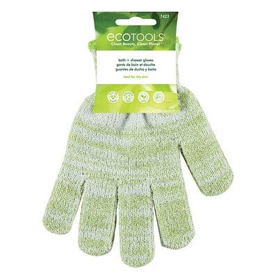 Купить EcoTools перчатки для ванны и душа, 1пара