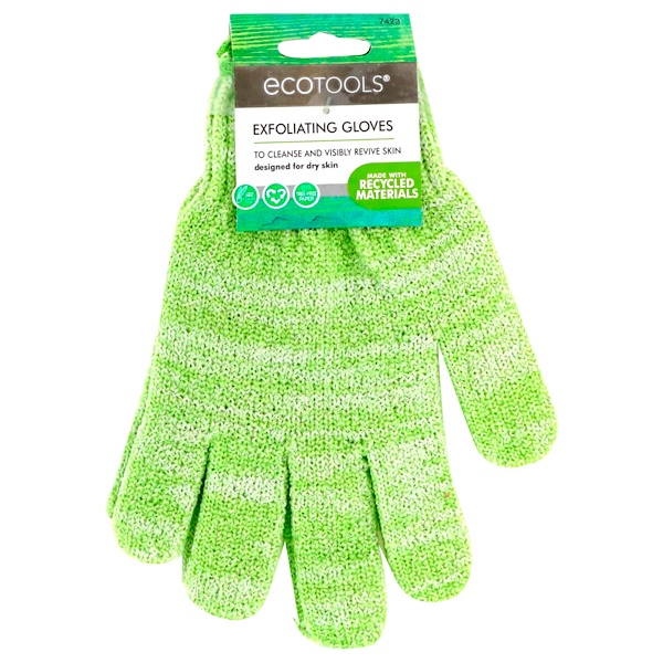 Exfoliating Gloves, 1 Pair