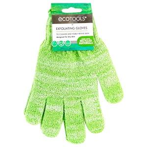 Эко Тулс, Exfoliating Gloves, 1 Pair отзывы покупателей