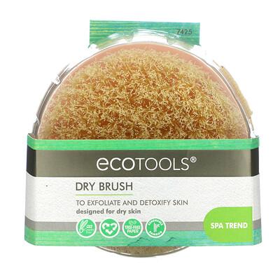 Купить EcoTools щетка для сухого массажа, 1 штука