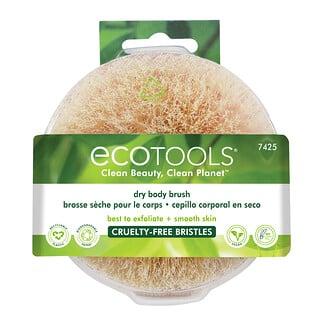EcoTools, Dry Body Brush, 1 Brush