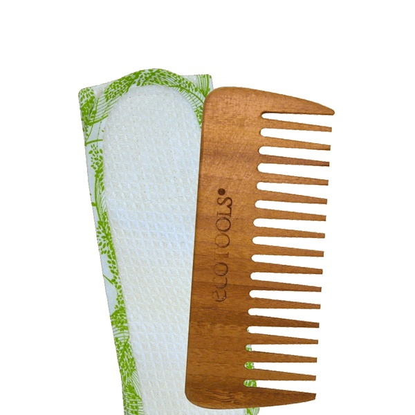 EcoTools, Spa Headband & Comb, 1 Piece Set (Discontinued Item)