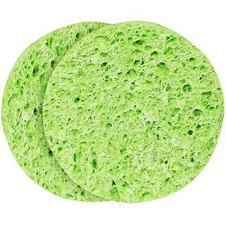 EcoTools, Mask Remover Sponges, 2 Sponges