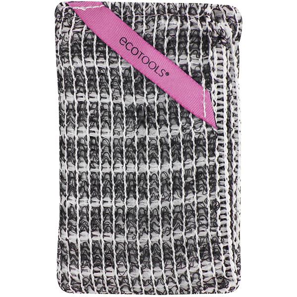 EcoTools, Charcoal Infused Bath Cloth, 1 Cloth (Discontinued Item)