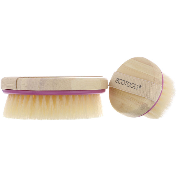 EcoTools, Dry Brush Duo, 2 Brushes