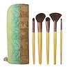 EcoTools, Six Piece Day-to-Night Brush Clutch Set, 6 Pieces